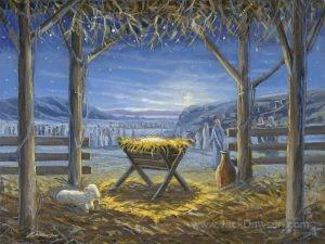 Baby Jesus by Jack E. Dawson