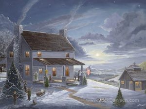 Blessing of Christmas by Jack E. Dawson