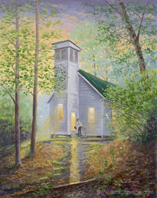Faithfulness-SD by Jack E. Dawson