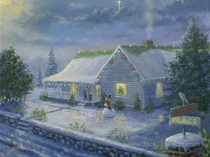 Home For Christmas by Jack E. Dawson