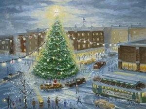 Hometown Christmas by Jack E. Dawson