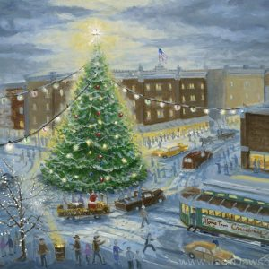 Hometown Christmas by Jack E. Dawson