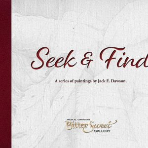Jack E. Dawson - Seek & Find Book