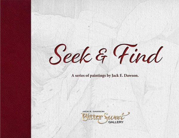 Jack E. Dawson - Seek & Find Book