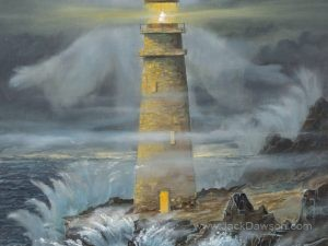 Light in the Storm by Jack E. Dawson