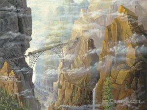 Mountain Railway by Jack E. Dawson