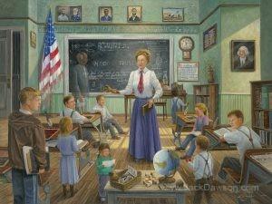 School Daze by Jack E. Dawson