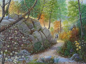 Seasons by Jack E. Dawson