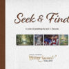 Seek & Find - A Series of Paintings by Jack E. Dawson - Book Cover - Second Edition 2021