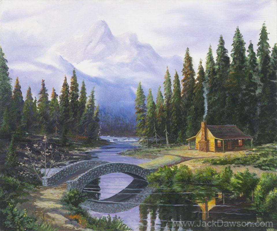 Serenity by Jack E. Dawson