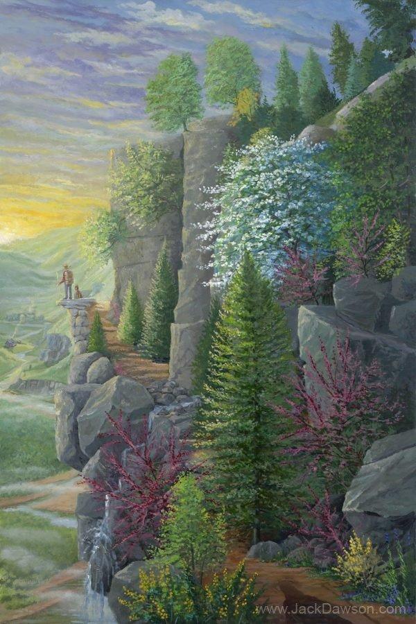 Shadow of Spring by Jack E. Dawson