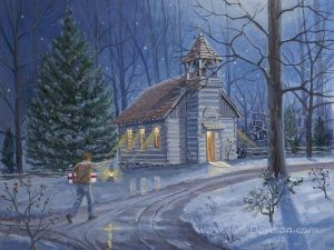 Sharing the Gift of Christmas by Jack E. Dawson