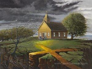 Storm Warning by Jack E. Dawson