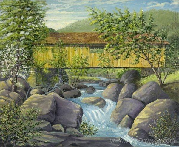 The Bridge by Jack E. Dawson