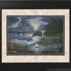 Haven of Rest by Jack E. Dawson - 11x14 FramedHaven of Rest by Jack E. Dawson - 11x14 Framed