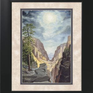 Someday by Jack E. Dawson - 11x14 Framed