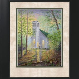 Faithfulness by Jack E. Dawson - 11x14 Framed