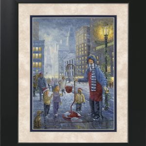 Hope Avenue by Jack E. Dawson - 080 - 11x14 Matted