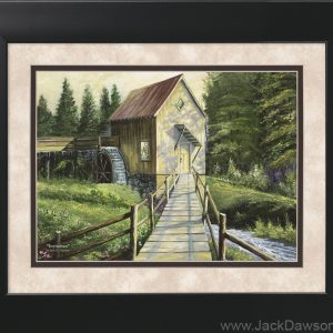 Invitation - 11x14 Framed by Jack E. Dawson
