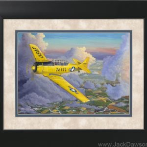 Mission Accomplished by Jack E. Dawson - 11x14 Framed