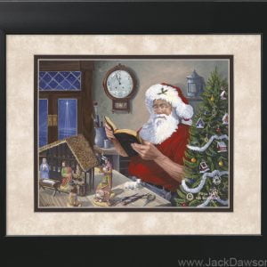 Wise Men Still Seek Him by Jack E. Dawson - 11x14 Framed