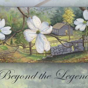 Beyond the Legend 5x7 Card Inside