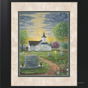 Glorious Expectation by Jack E. Dawson - 120 - 11x14 Framed