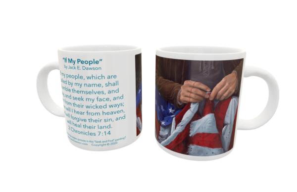 If My People by Jack E. Dawson - 029 - 11oz mug