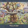 Tree of Life by Jack E. Dawson 9x12 Card with UPC - Front