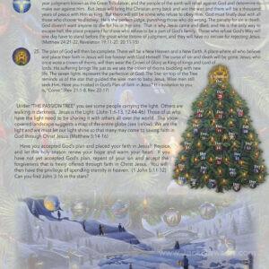 Passion Tree by Jack E. Dawson - 9x12 Card Back